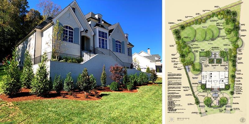 franklin tn landscape design company brentwood landscaping company nashville